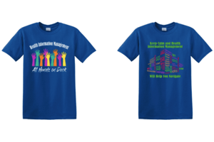 Order Your Shirts Today and Support AAHIM Students